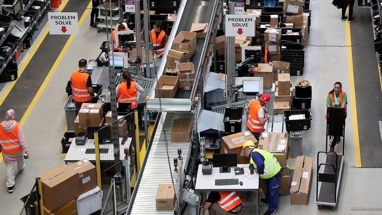 Amazon sfrutta dei videogame per motivare il lavoro dei dipendenti