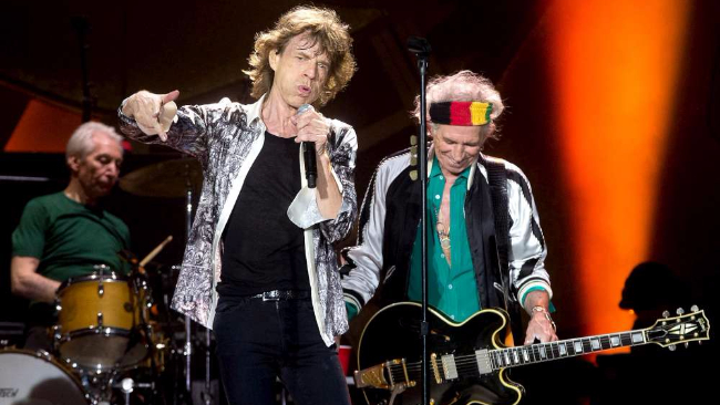 Rolling Stones a Cuba, storico concerto della rock band a L'Avana
