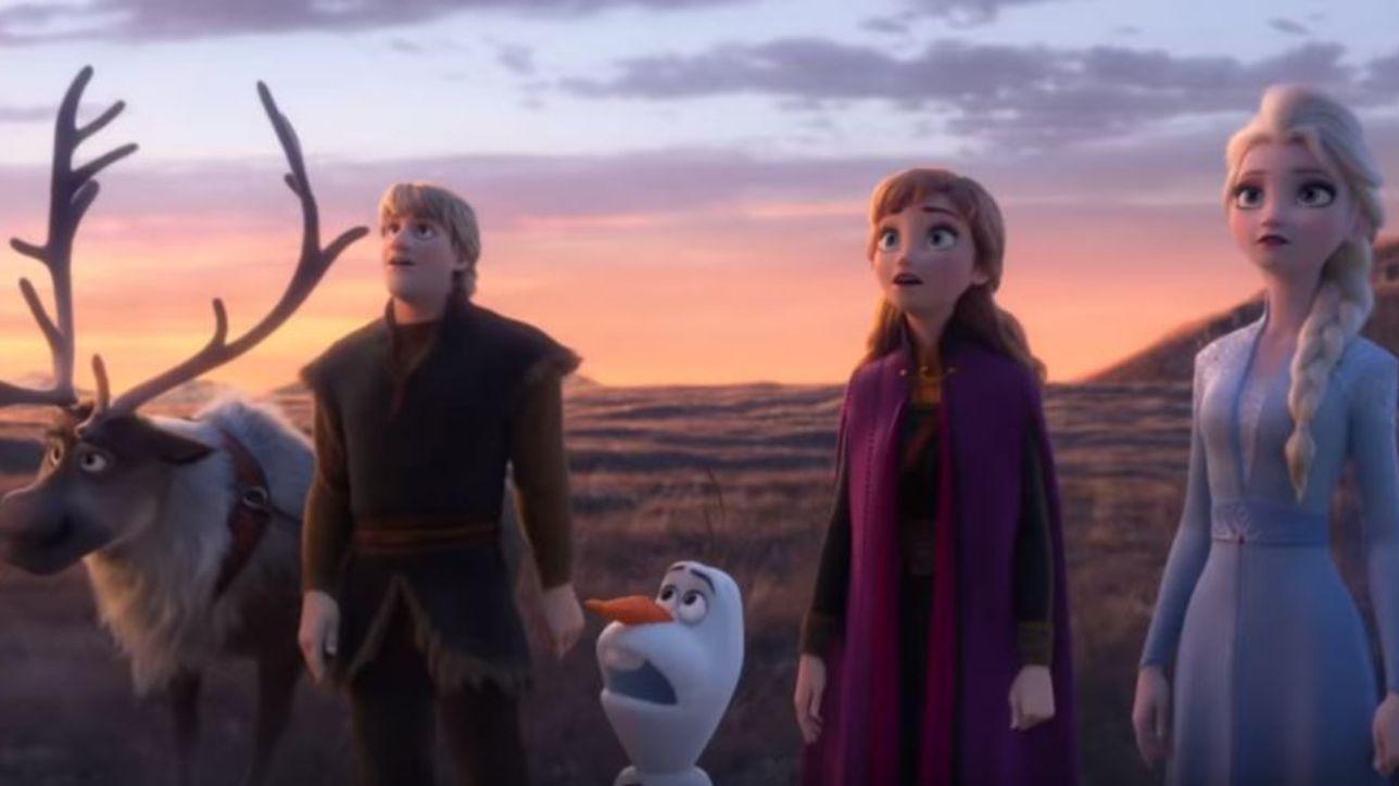 Elsa e Anna ancora più coraggiose nel nuovo trailer di