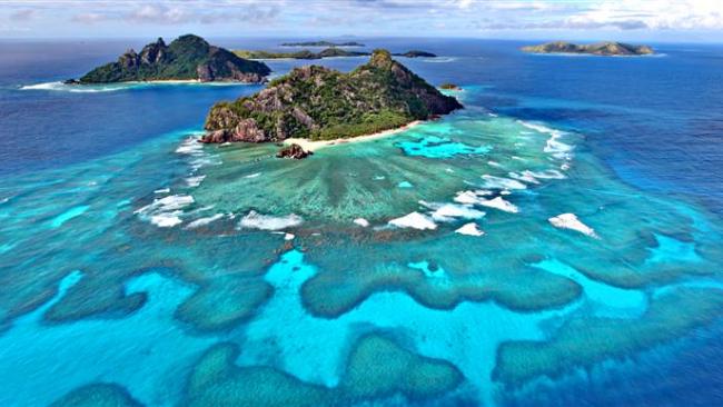 Donnavventura alla scoperta delle Fiji