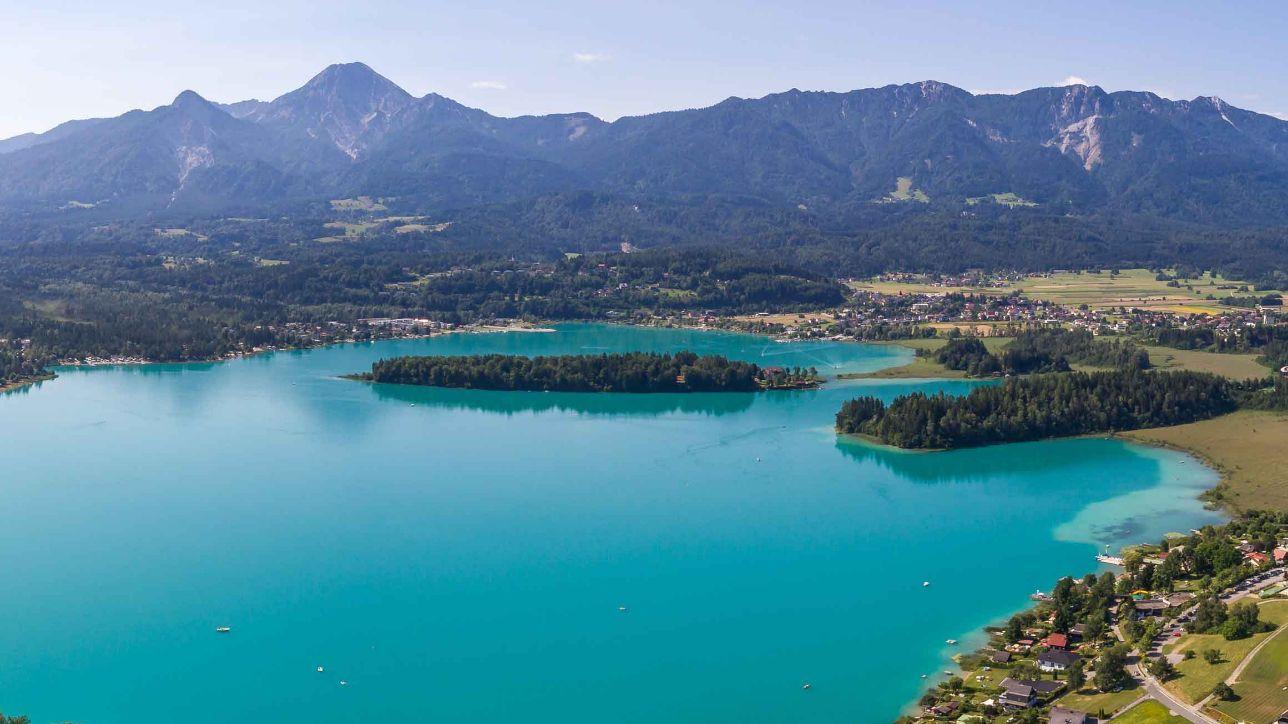 Carinzia: attorno a Villaco un vero eden alpino