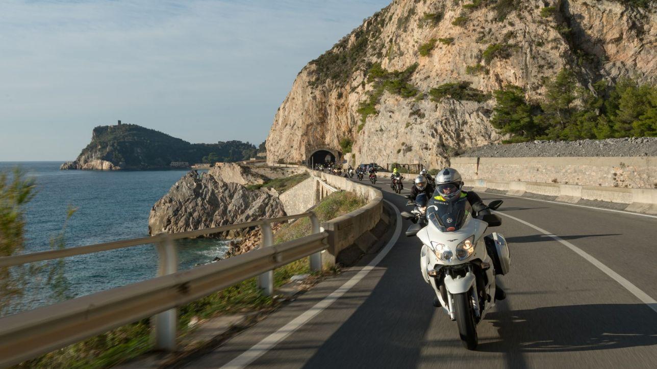 Liguria, una regione fatta apposta per le due ruote