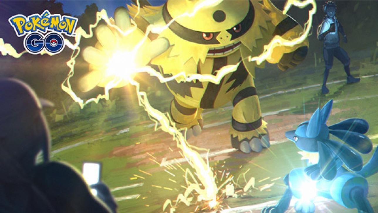 Pokémon GO: finalmente arrivano gli scontri tra allenatori
