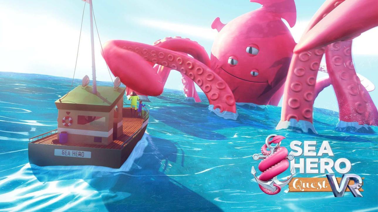 Sea Hero Quest, il gioco che aiuta la ricerca contro la demenza