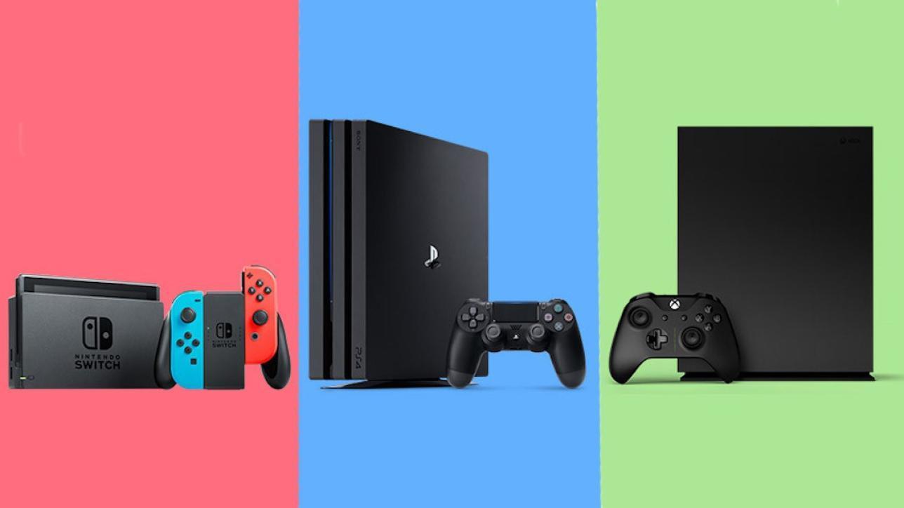 Sony, Nintendo e Microsoft valutano lo spostamento della produzione di console dalla Cina