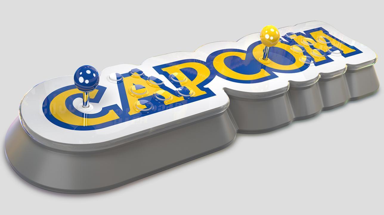 Una sala giochi in casa, arriva la console con i classici Capcom