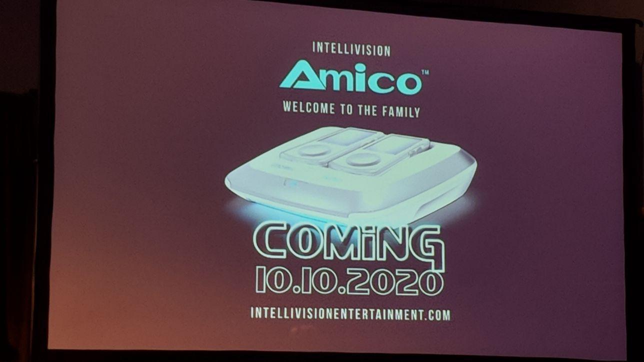 Amico: la nostalgica console di Intellivision