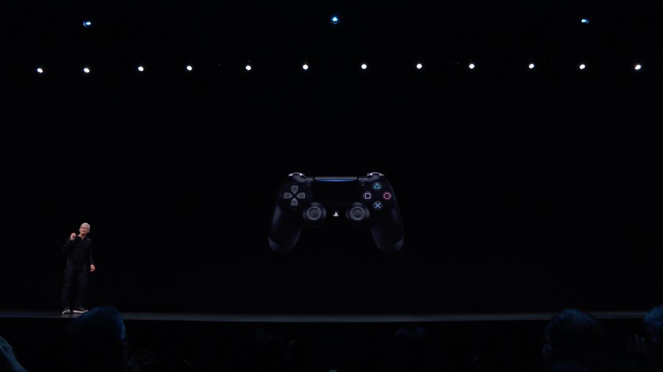 I controller di PS4 e Xbox One funzioneranno con iPhone e iPad