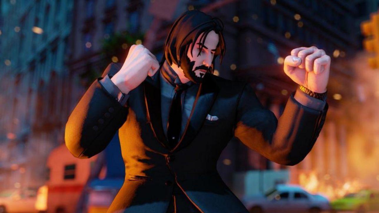 Keanu Reeves continua a invadere i videogiochi, eccolo in Street Fighter V