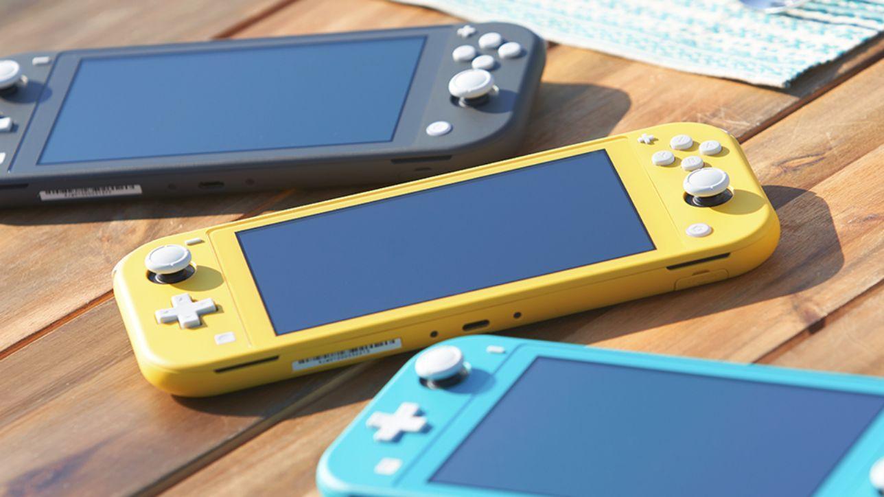 Arriva Switch Lite, la versione economica della console Nintendo