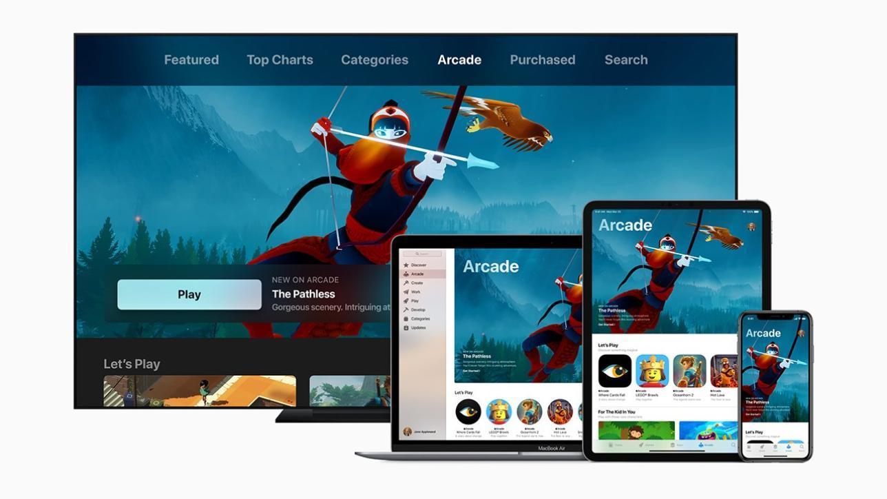 I giochi di Apple Arcade potrebbero arrivare anche su PC e console