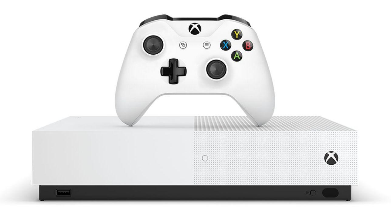 Xbox One senza lettore dischi: il futuro tutto digitale è imminente