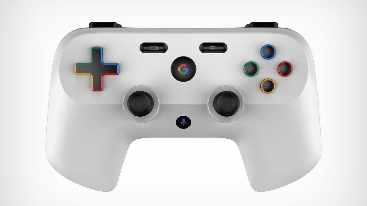 Google entra nel mondo dei videogiochi, ecco come sarà il controller