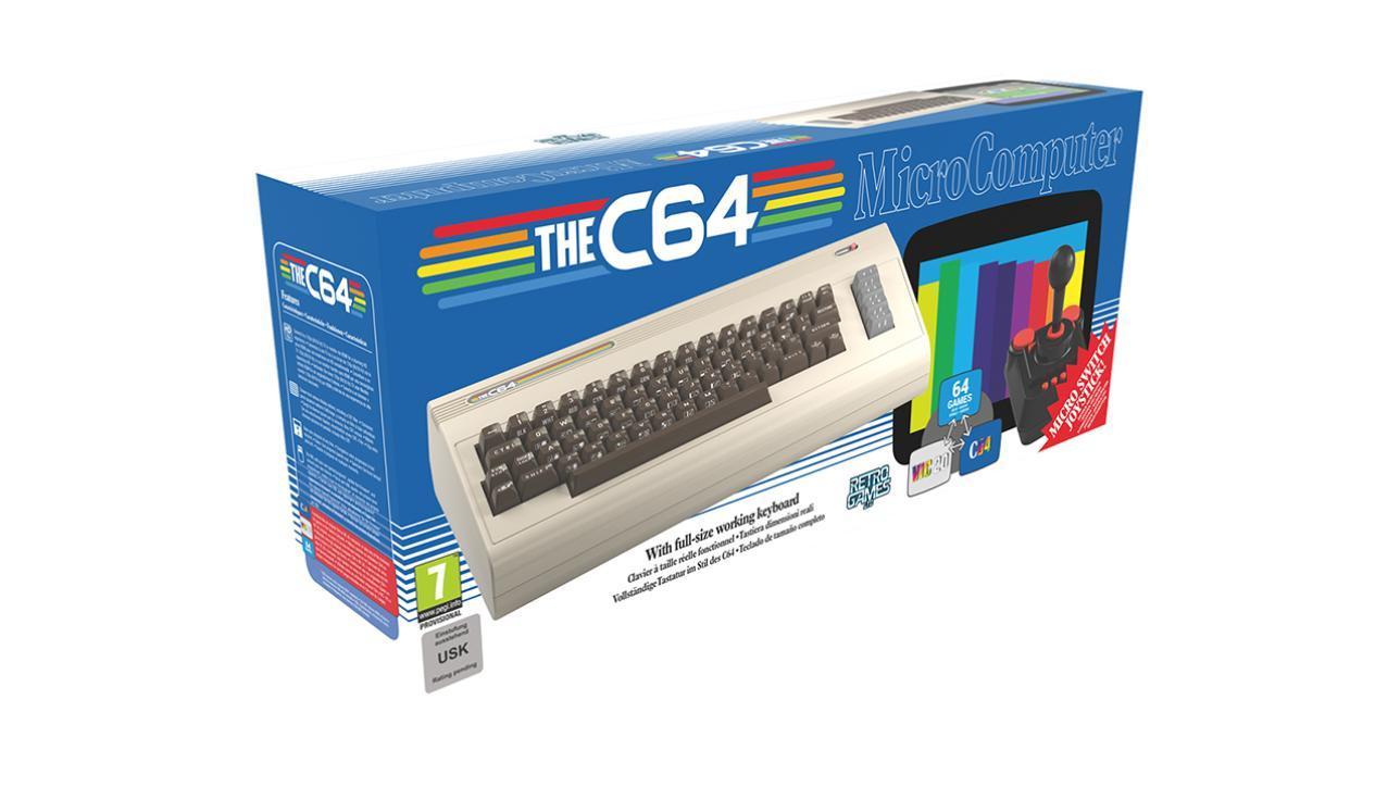 Commodore 64: il mito degli anni '80 sta per tornare nei negozi