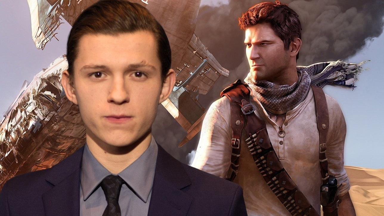 Uncharted: il film con Tom Holland è quasi pronto