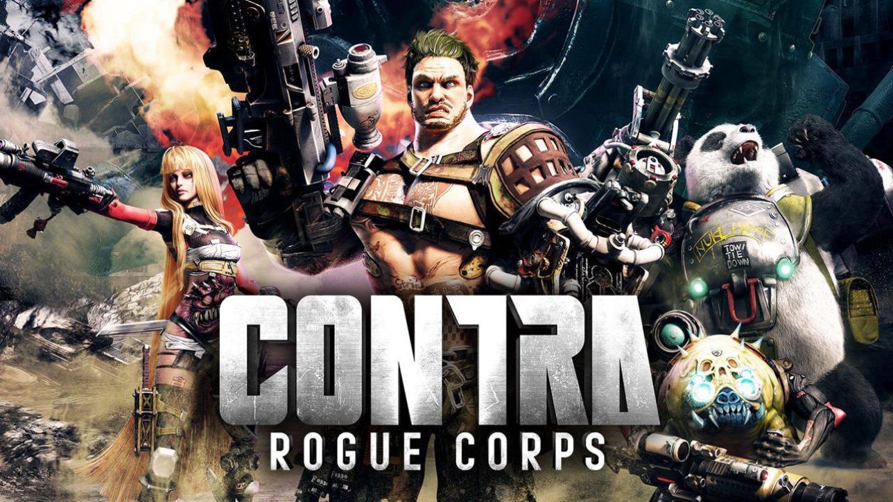 Rogue Corps segna il ritorno dello storico Contra