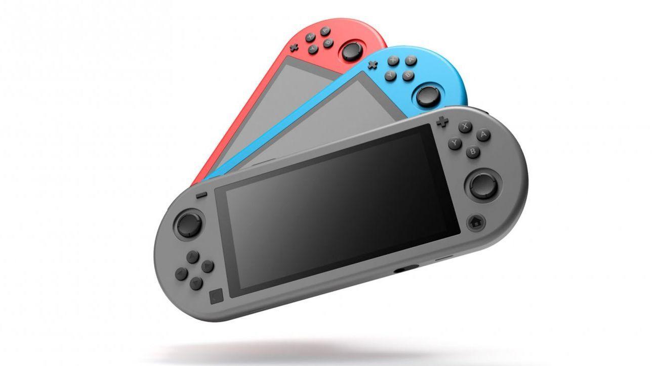 Nintendo Switch Lite potrebbe arrivare questo autunno