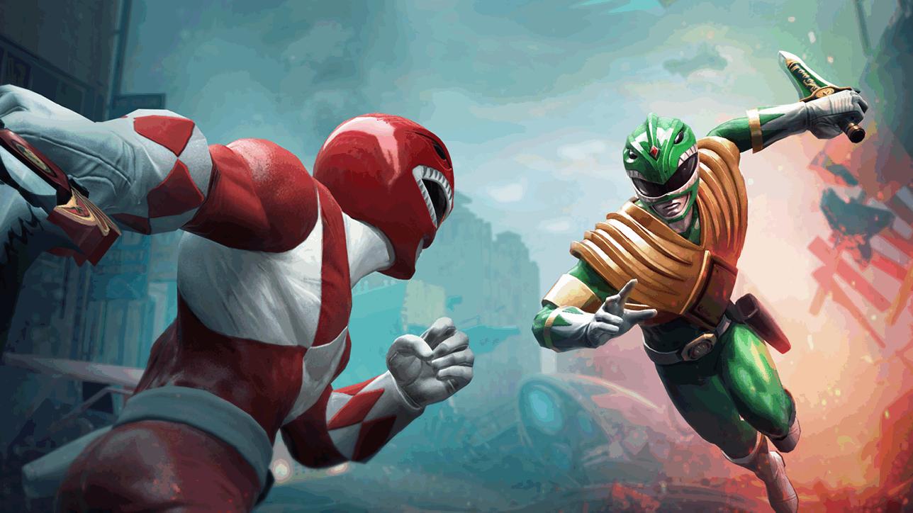 Ad aprile arriva il nuovo videogioco dei Power Rangers