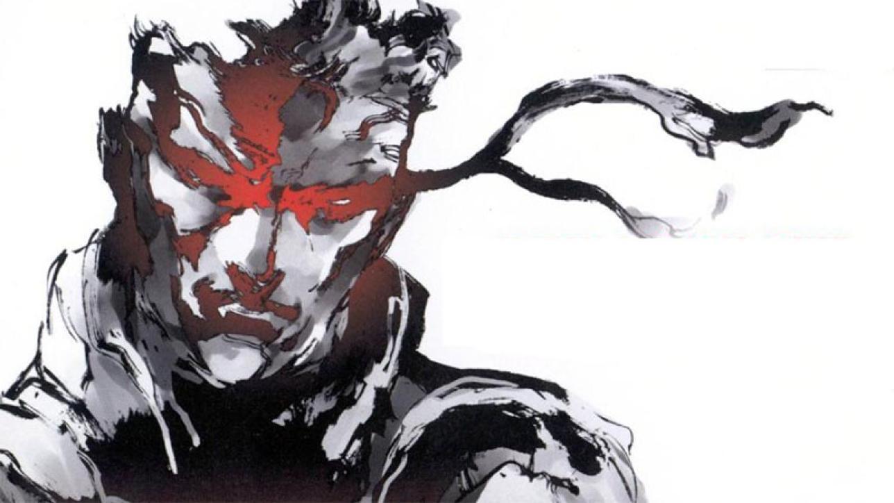 Konami registra il marchio del mitico Metal Gear Solid
