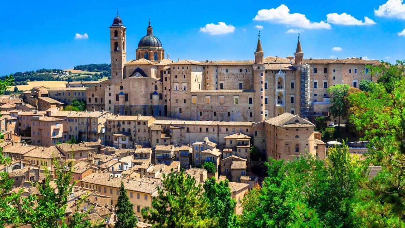 Da Pesaro a Urbino, cercando l'Italia bella. E buona