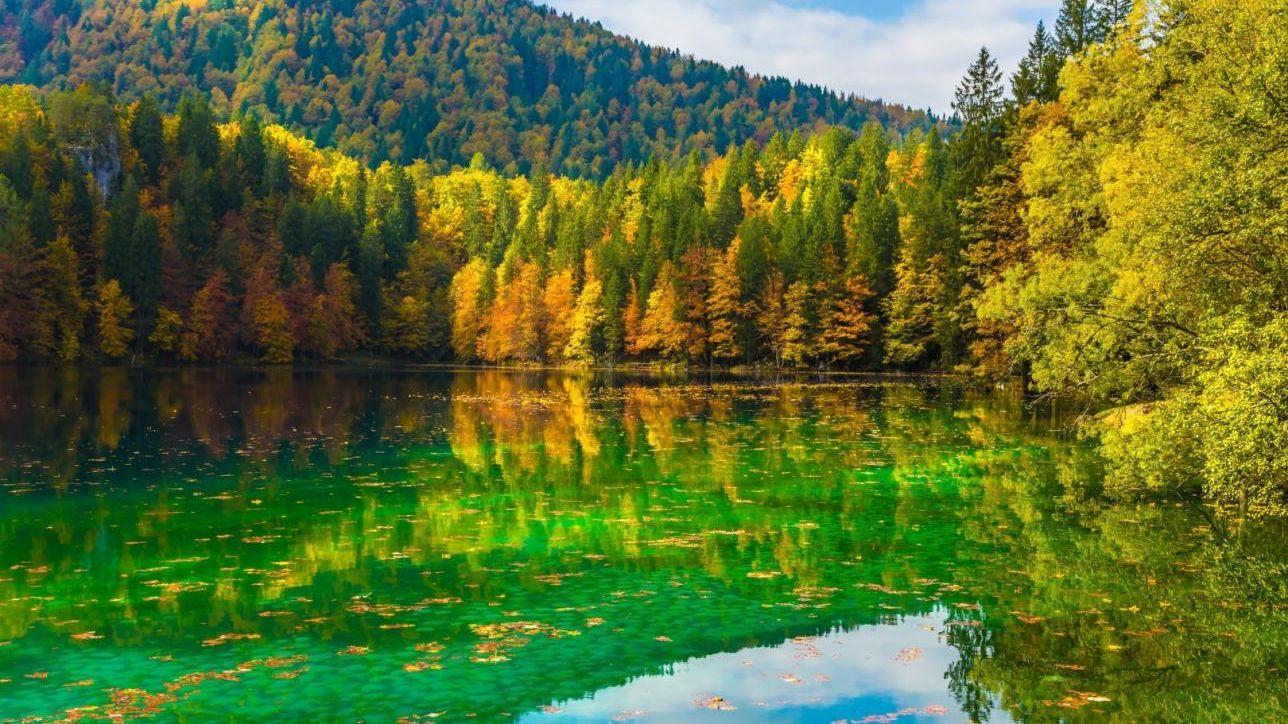 Autunno in Carinzia: foliage strepitoso e trekking tra le cime