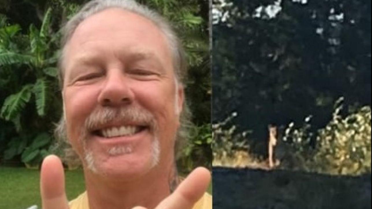 Canzone dei Metallica salva escursionista dall'attacco di un puma | James Hetfield: