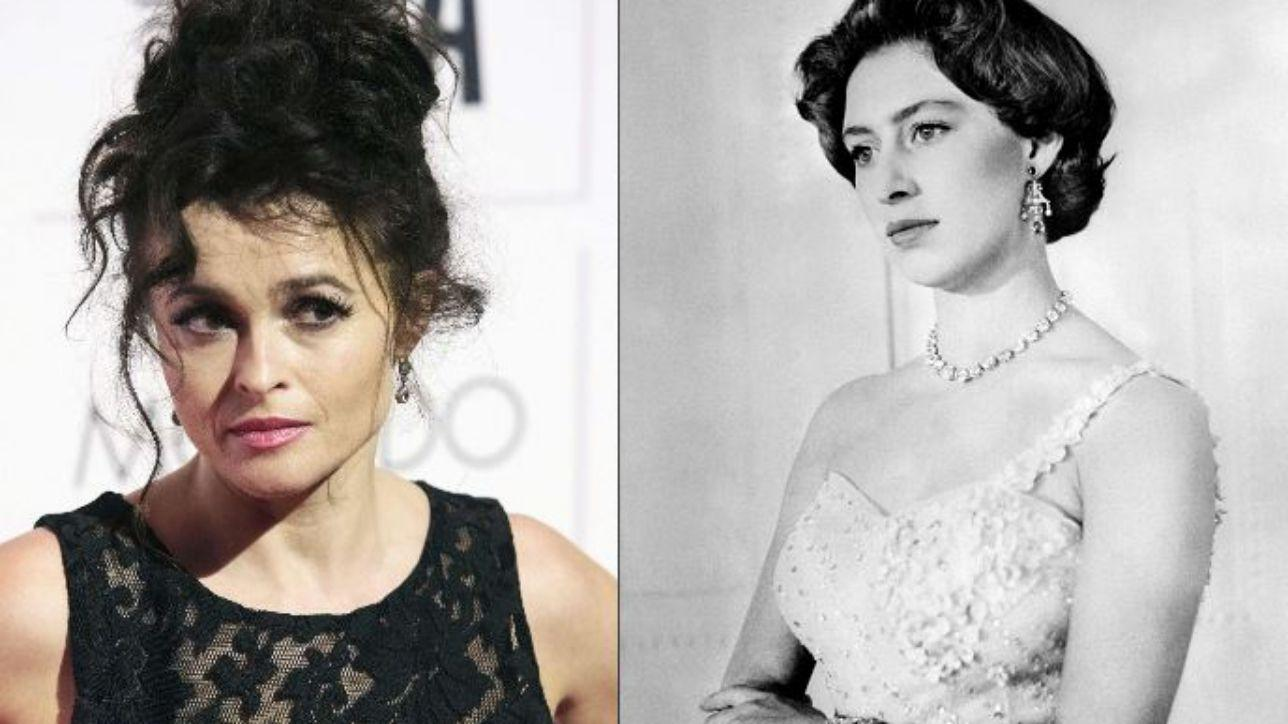 Helena Bonham-Carter ha avuto il permesso dall'aldilà per interpretare la Principessa Margaret