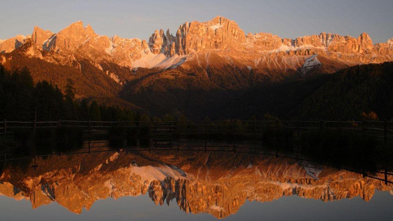 Sulle Dolomiti come Indiana Jones: avventura per tutte le età