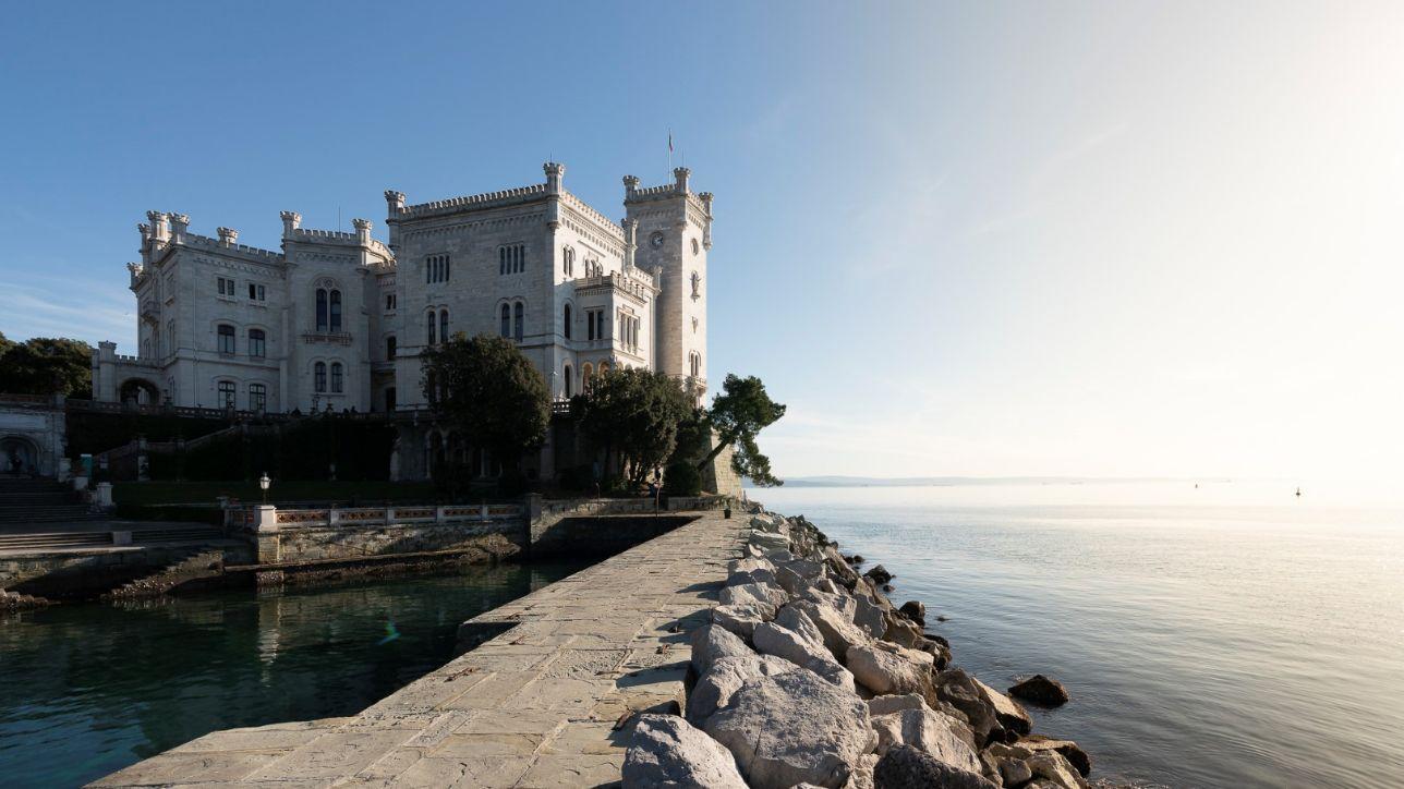 Miramare: è a Trieste il castello più romantico