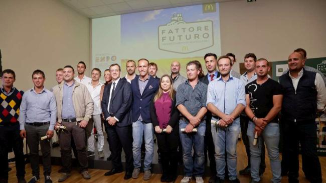 McDonald's Italia seleziona i 20