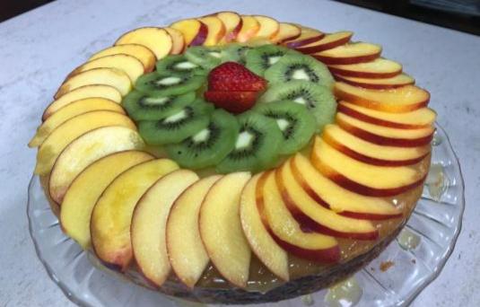 Torta vegana