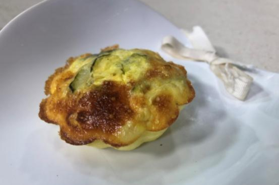 Tortini con i formaggi avanzati