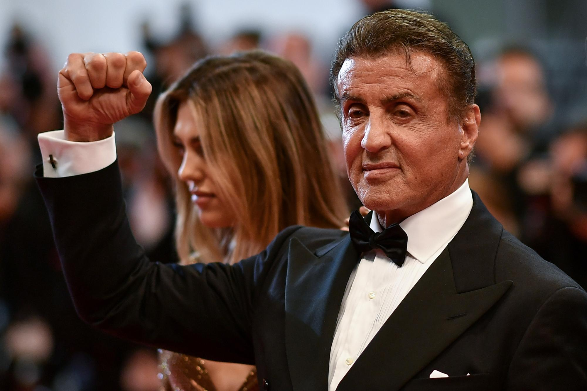 Cannes 2019, Sylvester Stallone