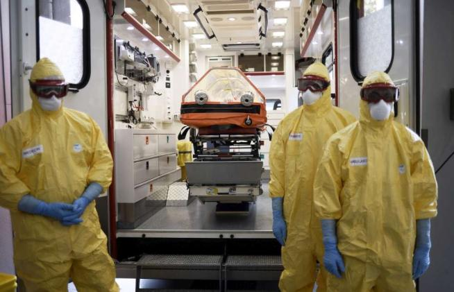 Ebola, quarantena a medico di Emergency E' atterrato a Malpensa e sta bene