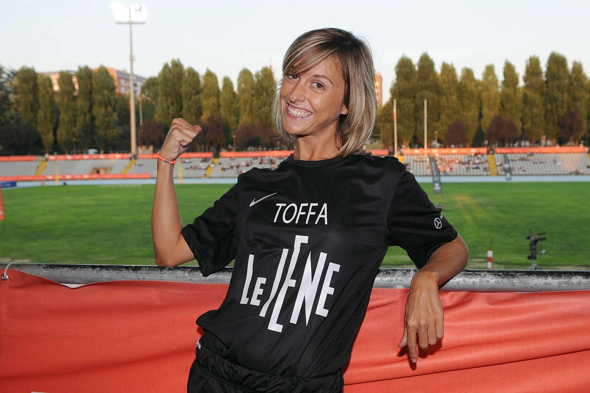 Nadia Toffa, le foto della Iena guerriera