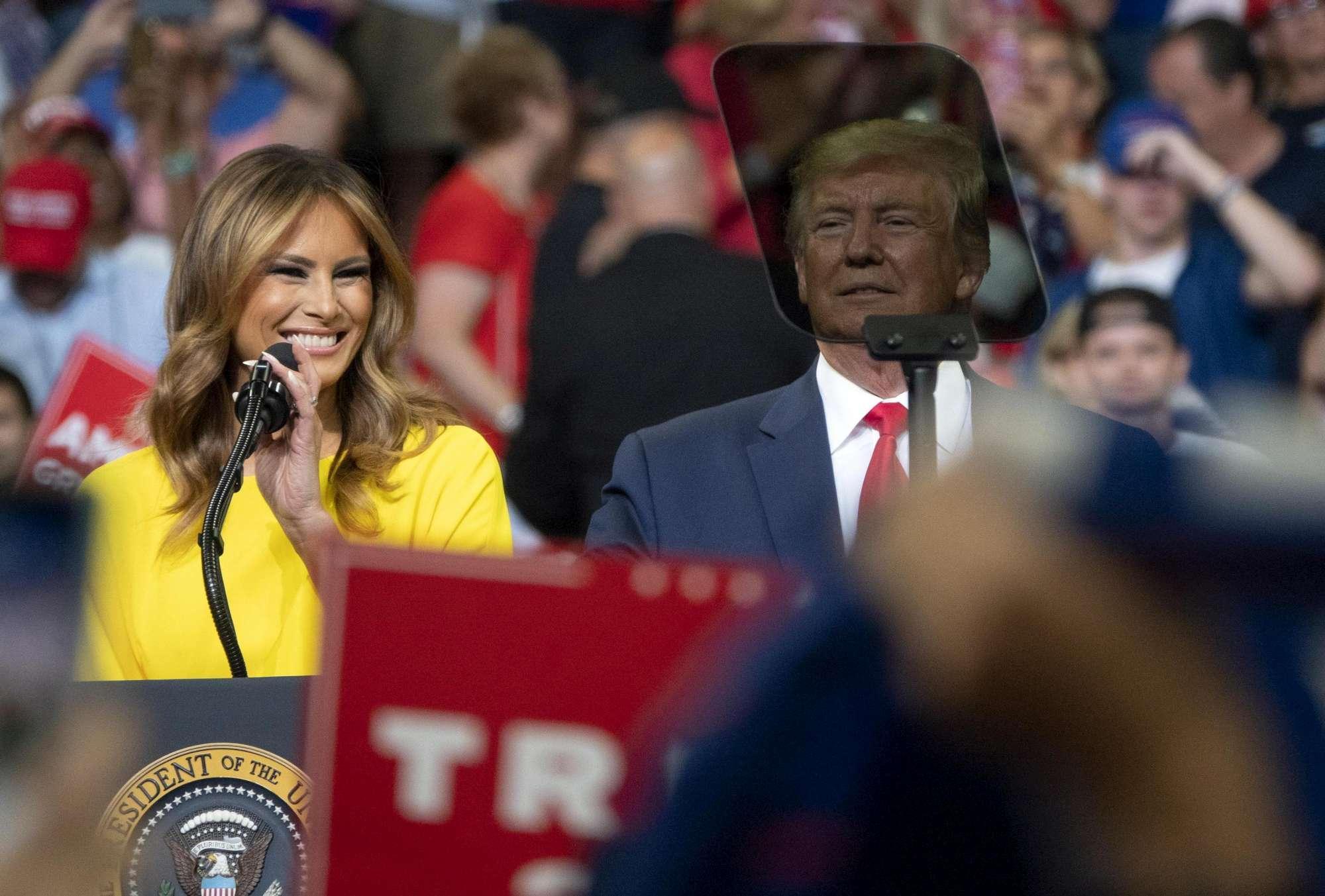 Usa, Donald Trump lancia la campagna per le presidenziali 2020