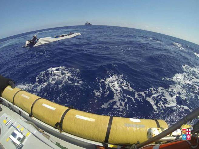 Operazione Mare Nostrum, Angelino Alfano: