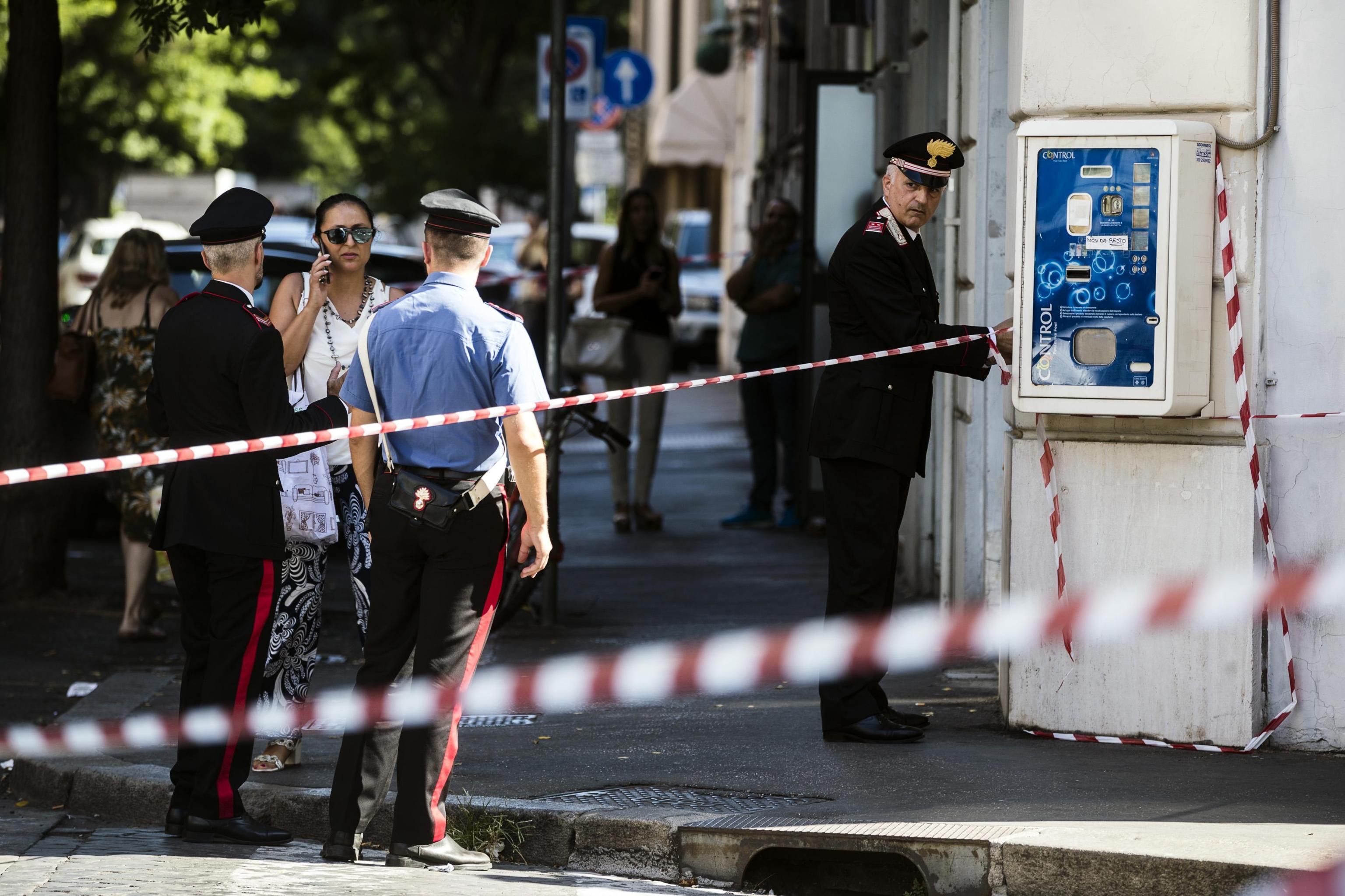 Roma, ecco dove è stato ucciso il carabiniere Mario Cerciello Rega