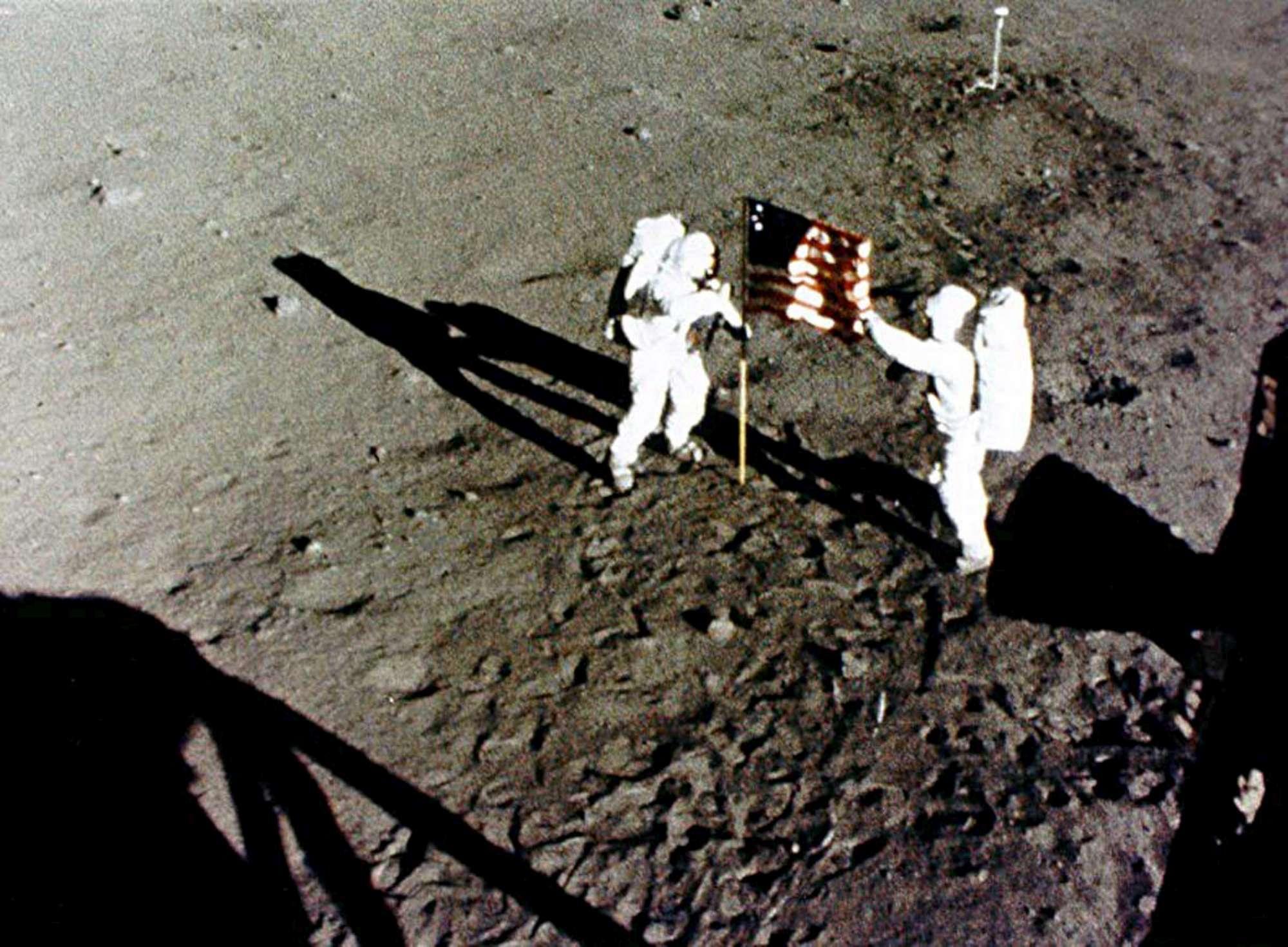 Sbarco sulla Luna, 50 anni fa il
