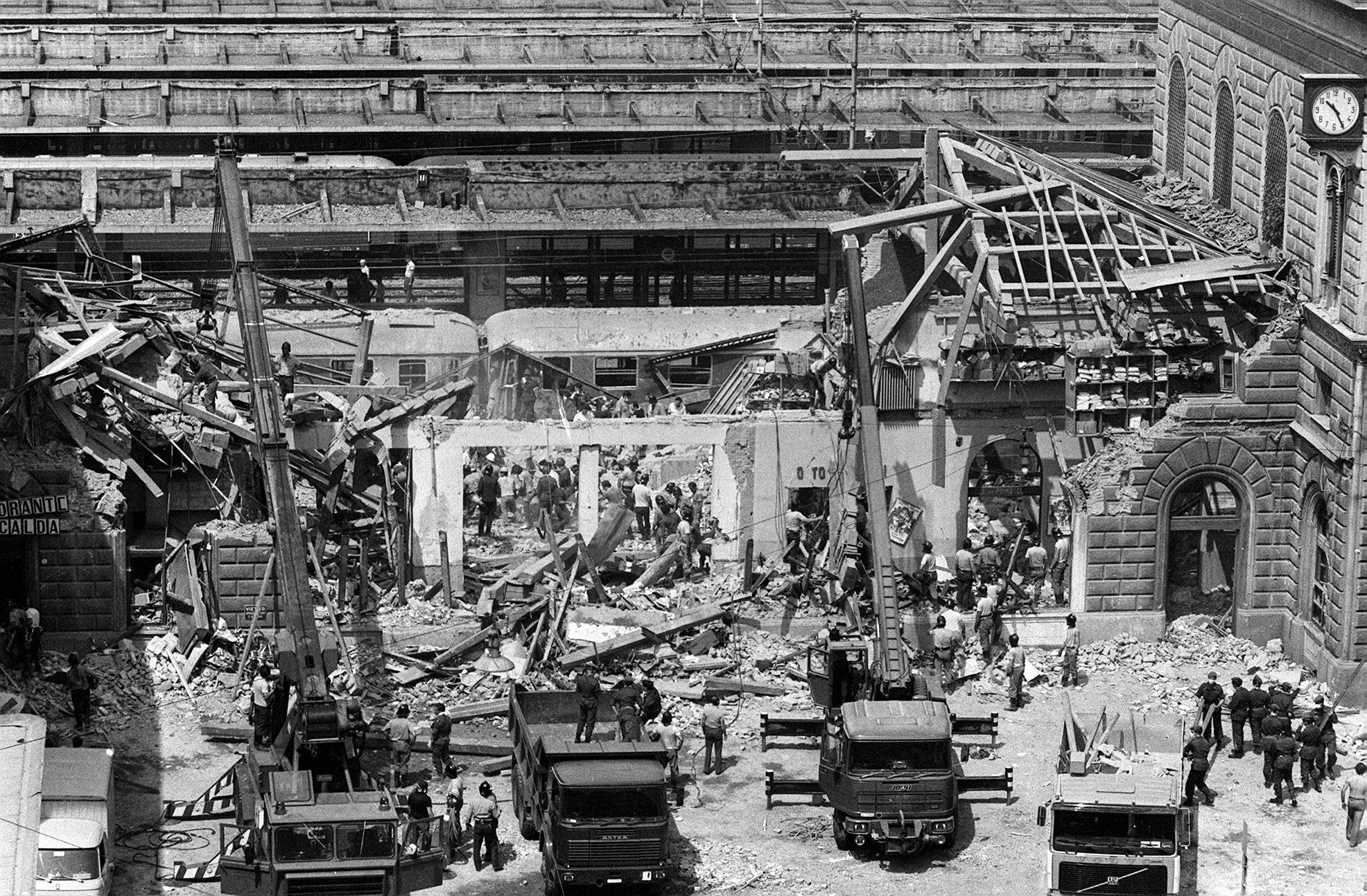 40 anni fa la strage di Bologna