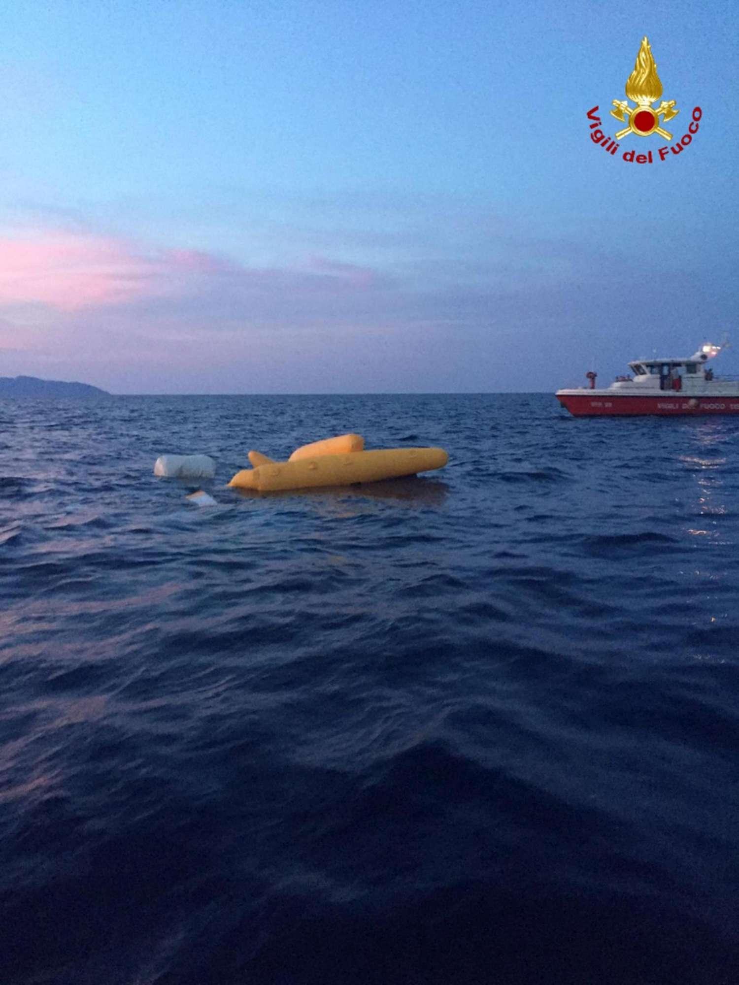 Livorno, elicottero cade vicino all'isola di Gorgona: morta la pilota