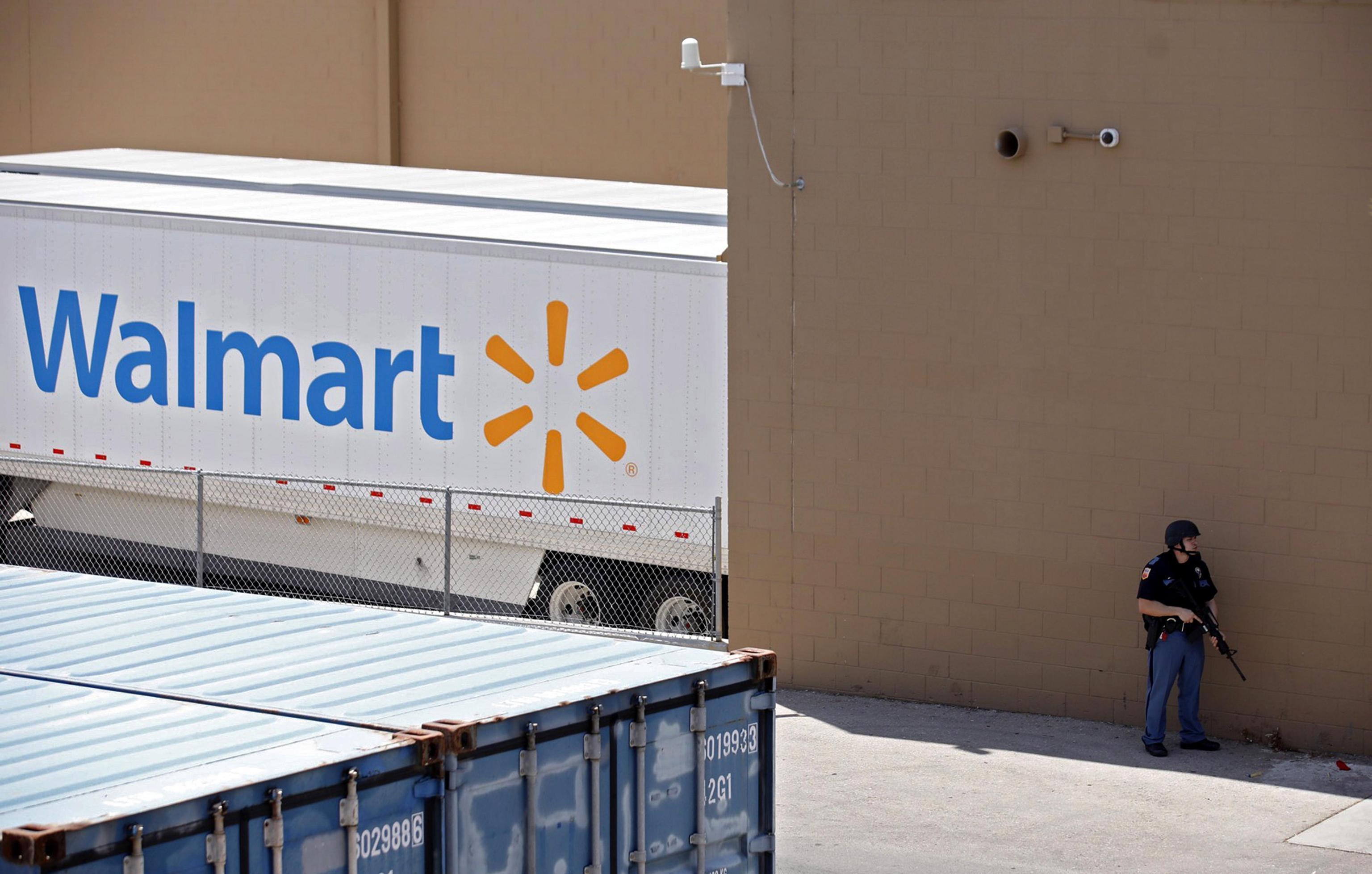 Texas, sparatoria al Walmart di El Paso