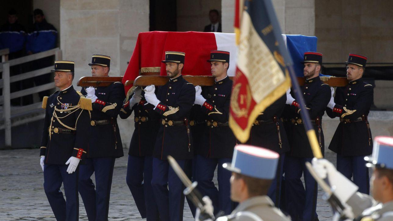 Francia, i funerali dell'ex presidente Jacques Chirac