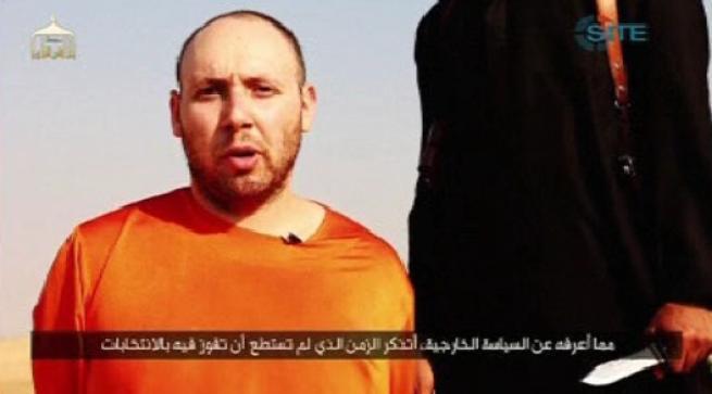 Nuovo video dell'Isis: decapitato ilreporter americano Steven Sotloff
