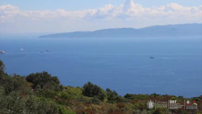 Isola del Giglio, l'ultimo viaggio della Costa Concordia in meno di due minuti