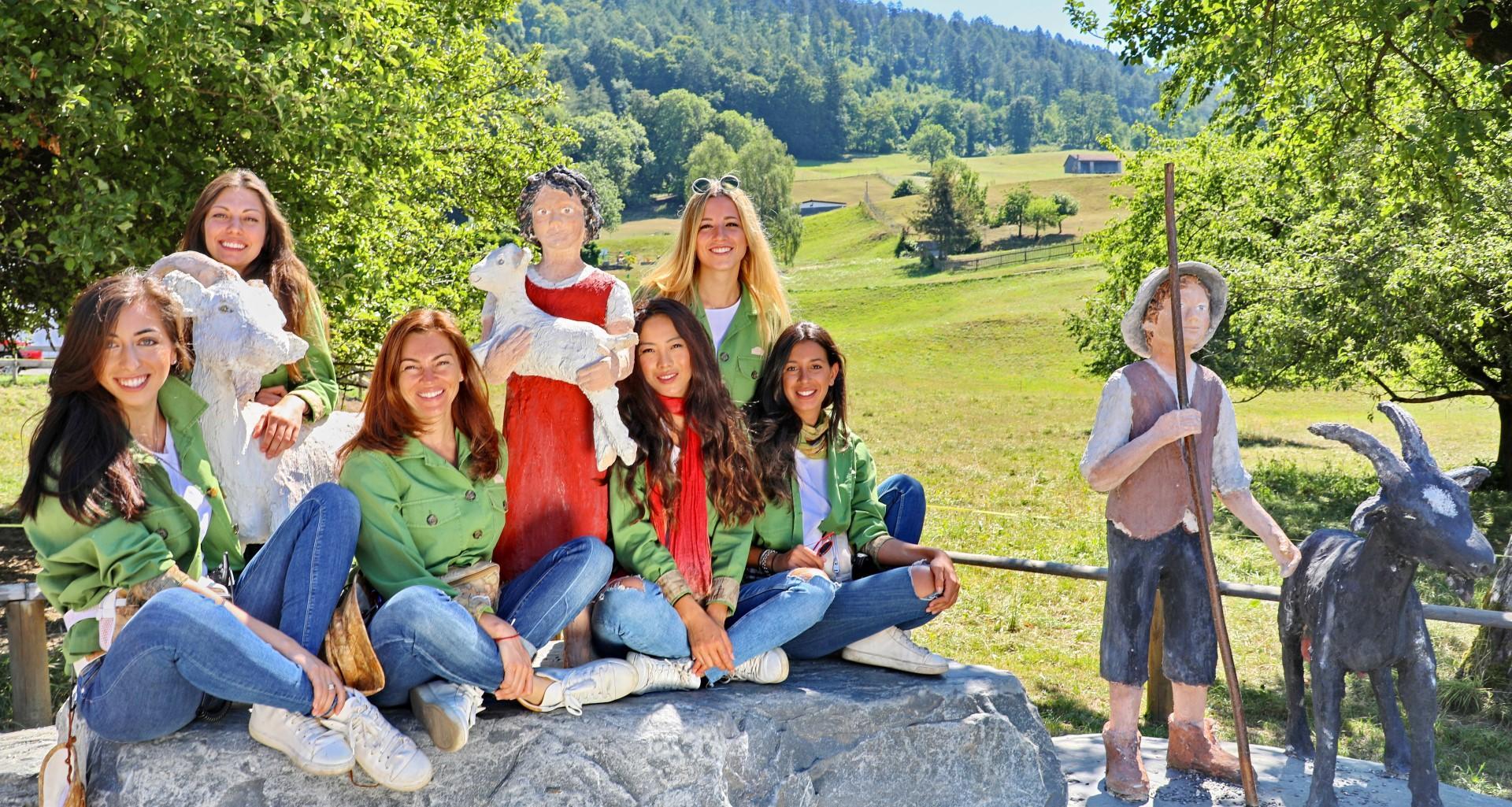 Donnavventura: in Svizzera, viaggiando elettrico