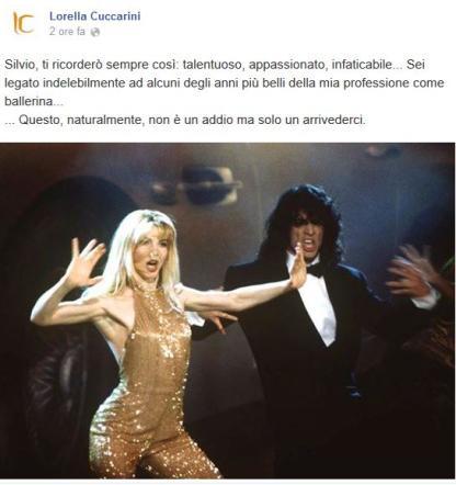 Silvio Oddi: è morto il ballerino della tv Anni Ottanta