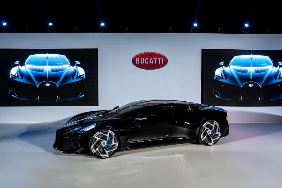 Venduta la Bugatti