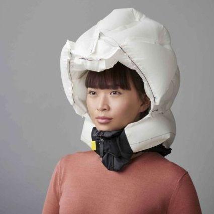 Il nuovo airbag per ciclisti