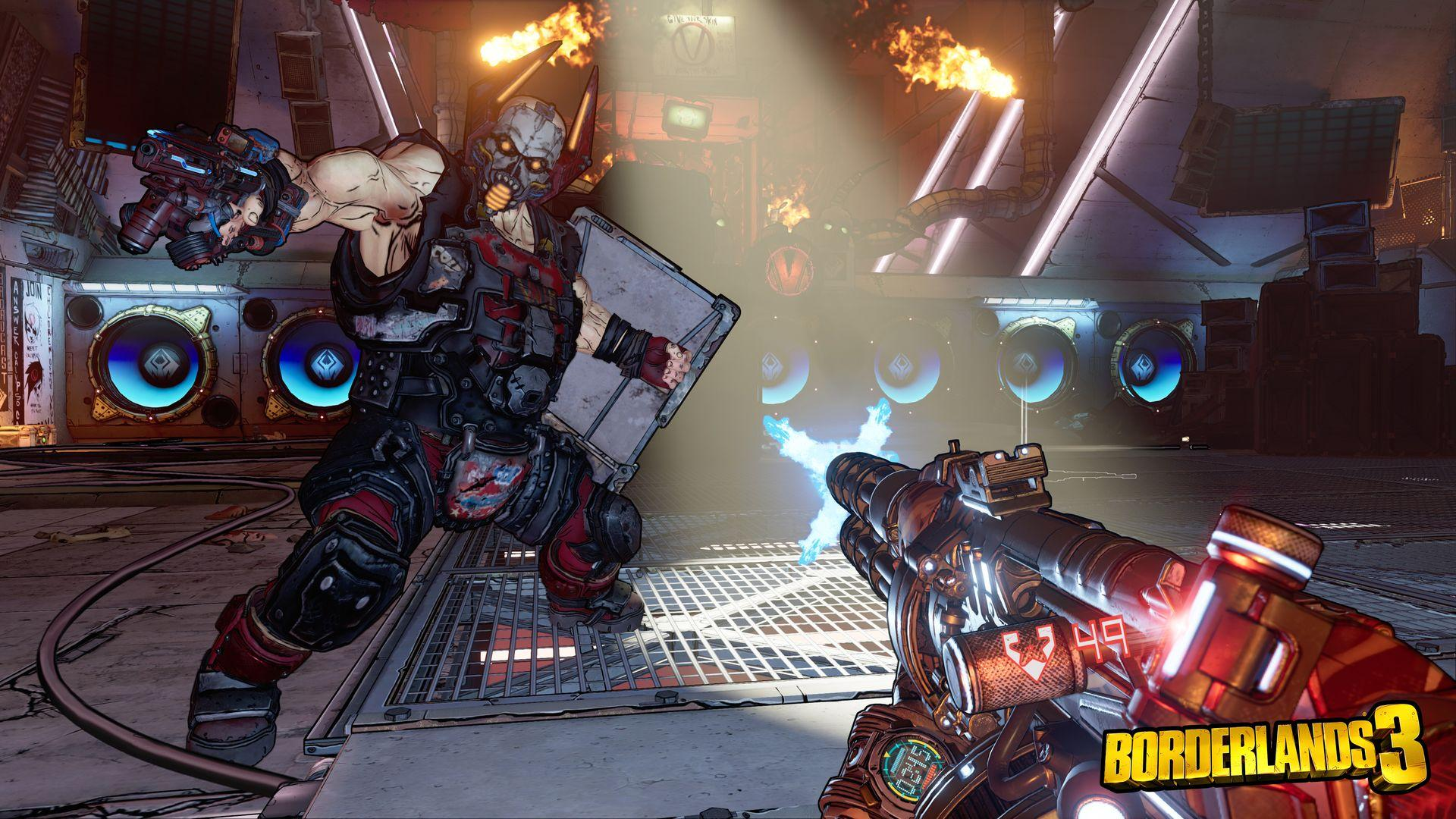 Borderlands 3, le prime immagini ufficiali